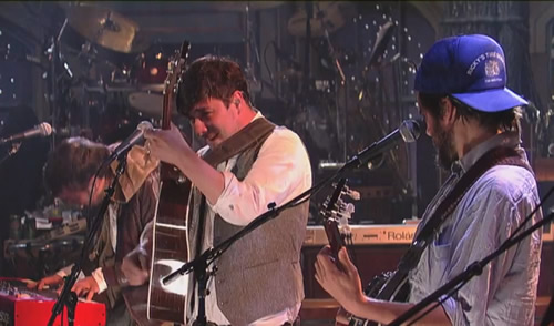 Watch Mumford & Sons Live on Letterman (Full Performance Show)